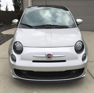 Fiat 500T (Turbo) to trade for Honda Accord/Civic/other