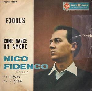 Nico Fidenco Exodus