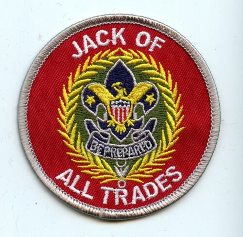 """Jack of All Trades"" commissioner patch.  Joke/spoof patch"
