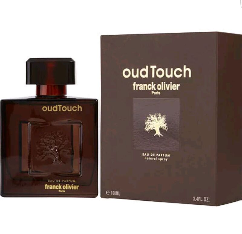 Franck Olivier Oud Touch by Franck Olivier EDP Spray 3.4 oz, FAST SHIPPING