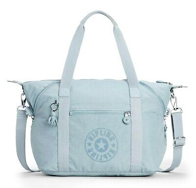Kipling ART NC Lightweight Tote Bag - Mellow Blue C
