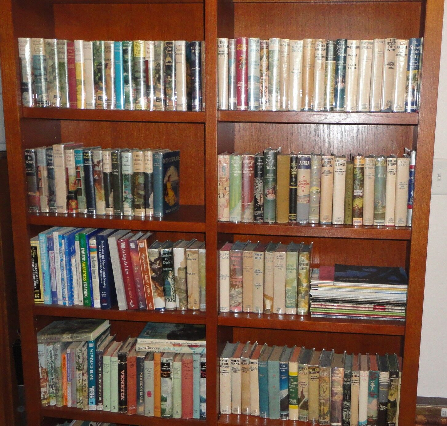 Millie s books old and new