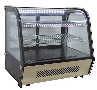 Bakery Case Refrigerated Pastry 28 Display Case Cake Show Case New Commercial