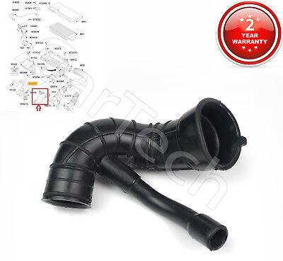 FORD FIESTA MK5 MK6 FUSION 1.4 TDCI AIR INTAKE HOSE PIPE 1670802