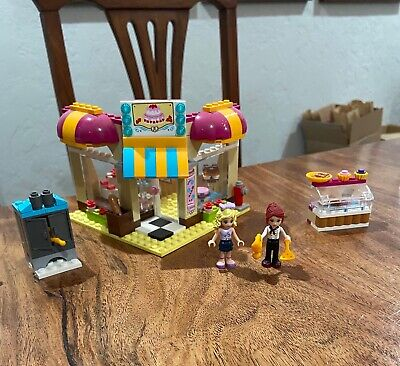 LEGO Friends Downtown Bakery (41006) Complete set. no manual