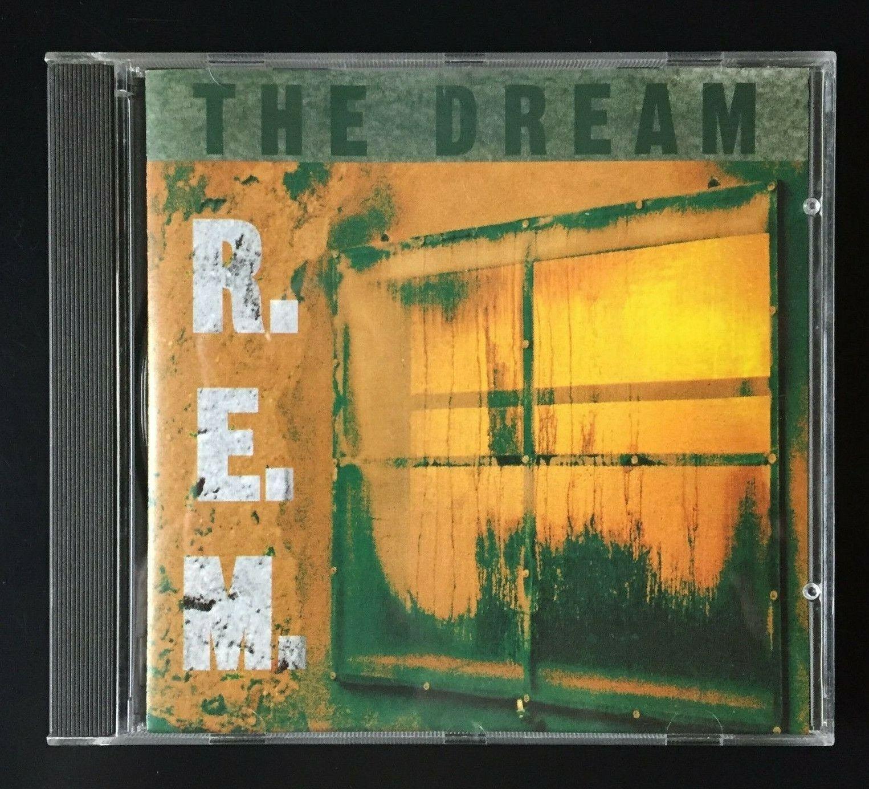 R.E.M. -  The Dream 1991 Live CD NM/NM