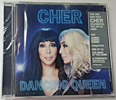 Dancing Queen by Cher ~ NEW Factory Sealed CD - Celebrates Abba