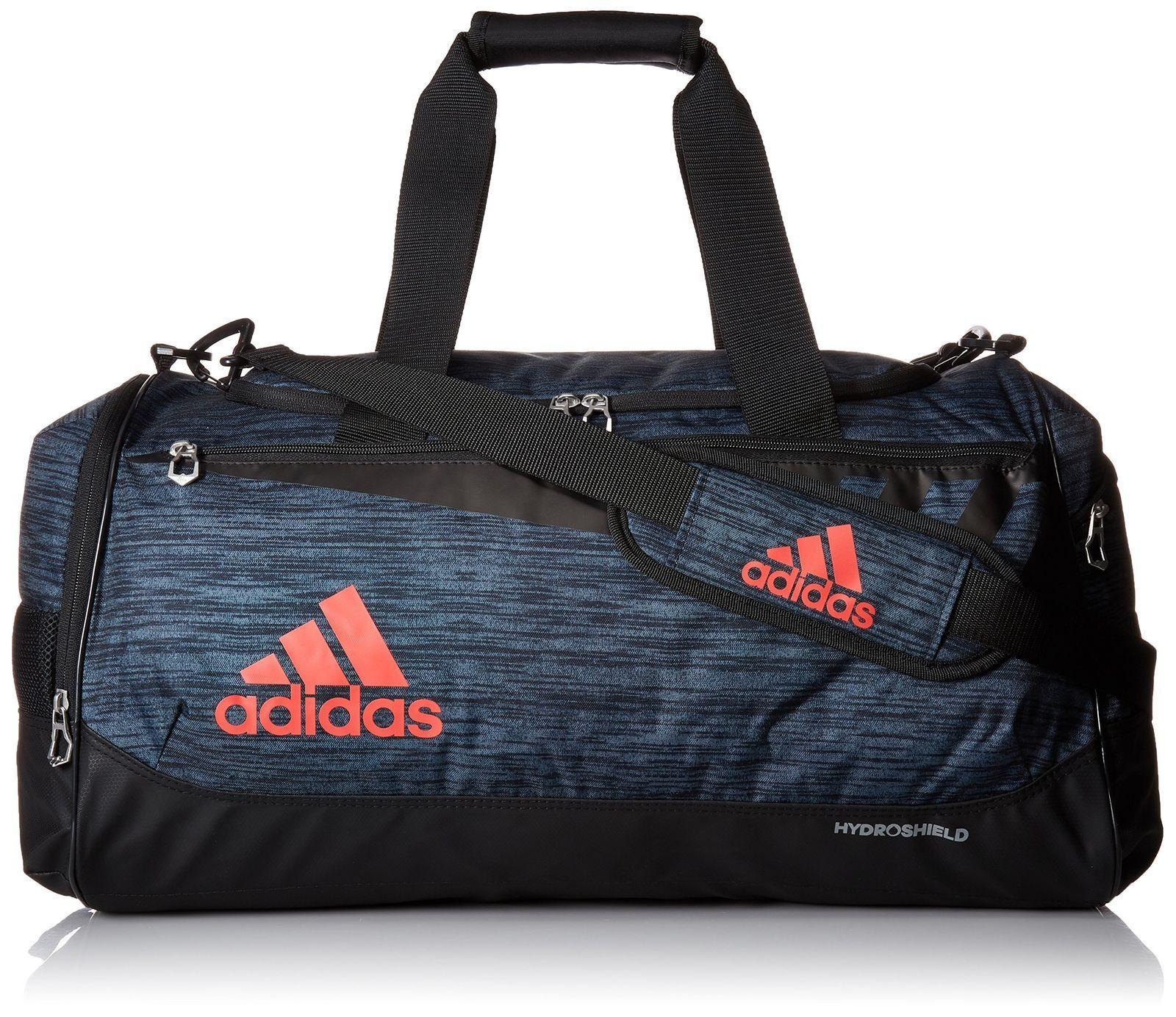 adidas Team Issue Duffel Bag, Red, Medium