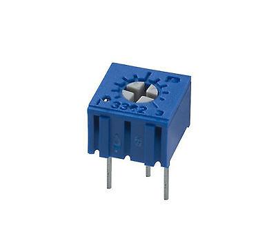 50pcs 3362p High Precision Trimmer Potentiometer Variable Resistor 203 20k Ohm