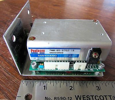 Sanyodenki Stepper Motor Drive Pentasyn Pmm-bd-5702-16 Drive Controller Stepping