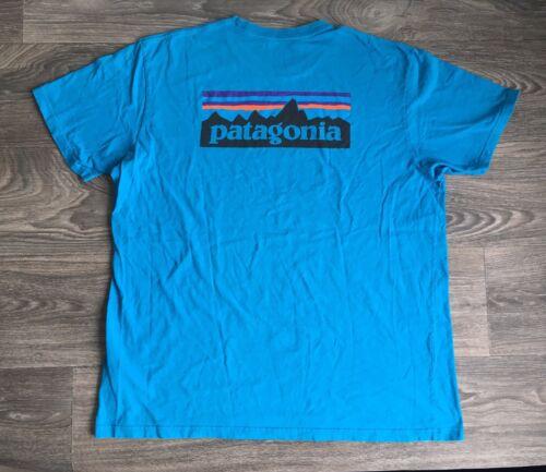 PATAGONIA T-Shirt Vtg Original Design Logo Shirt O