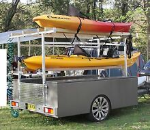 4 Mtr Camping, Utility, Toy Mover Trailer. Kings Langley Blacktown Area Preview