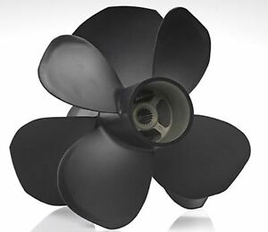 Volvo-Penta-I8-Duo-Prop-Aluminum-Rear-Propeller-for-DPS-Drive-21324318-4-Blade