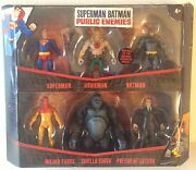 Superman Batman Public Enemies Figure