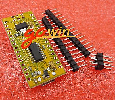 Top Micro USB Nano V3.0 ATmega328P CH340G 5V 12M Micro-controller board