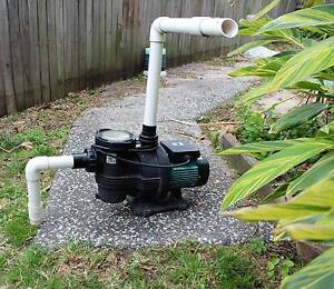 Pool pump Monarch Shorncliffe Brisbane North East Preview