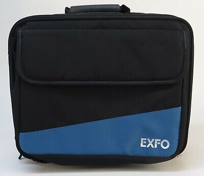 Exfo Soft Carry Case Adjustable Middle Compartment 17 X 14 X 6