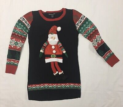 United States Long Ugly Christmas Sweater ()