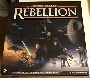 Jeu de société Star Wars Rébellion board game