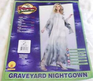 COSTUME FOR HIRE - GRAVEYARD GOWN & HEADPIECE Ashfield Bassendean Area Preview