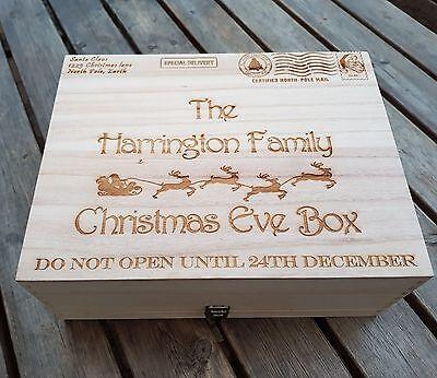 chten Kiste Personalisiert Behandeln XL Familie Spezial (Weihnachten Behandeln)