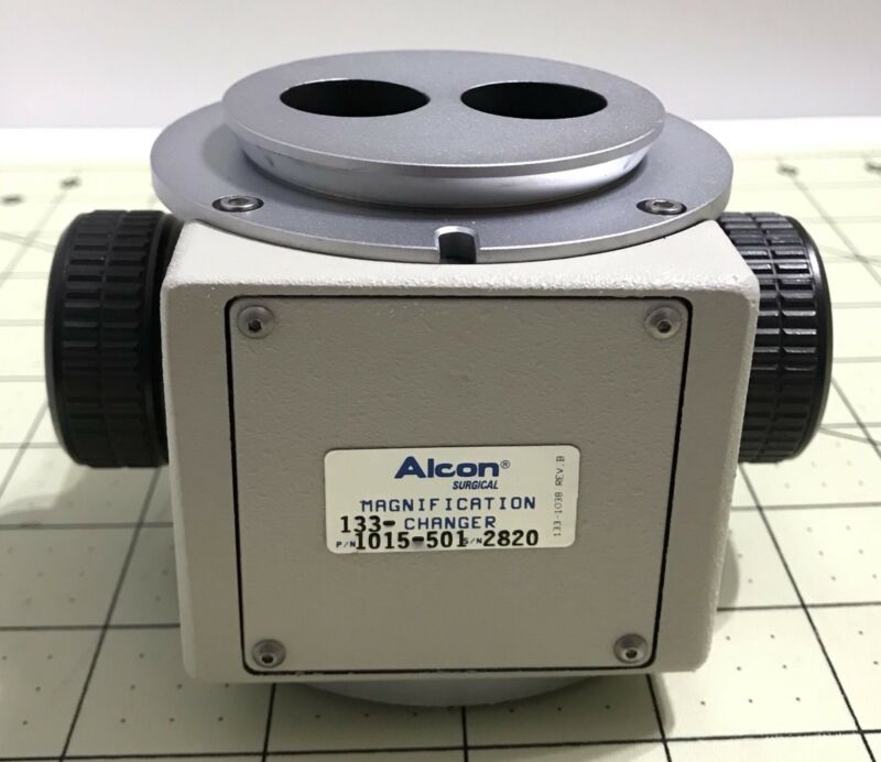 Alcon Surgical - Microscope Magnification Changer