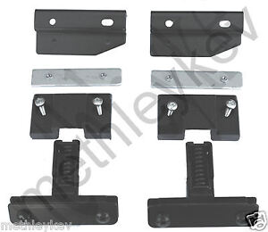 TECHNICS SL1200 & SL1210 LID HINGE KIT MK2 MK3 MK5 NEW UK STOCK SL 1200 1210
