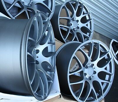 """19"""" G FOX MS007 ALLOY WHEELS FITS BMW M3 Z3 M Z4 M GTS COUPE CABRIO CSL for sale  Shipping to Ireland"""