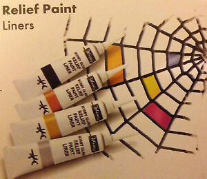 WamiQ-HOBBY-GLASS-OUTLINER-CERAMIC-GLASS-PAINT-OUTLINER-RELIEF-PAINT-LINER-WamiQ