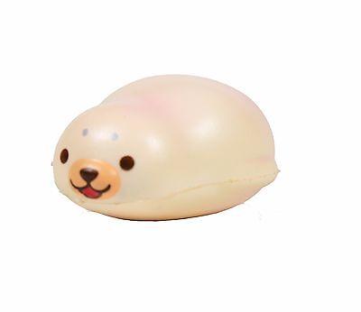 Authentic Puni Maru Mini Mochi Seal Squishy Peach