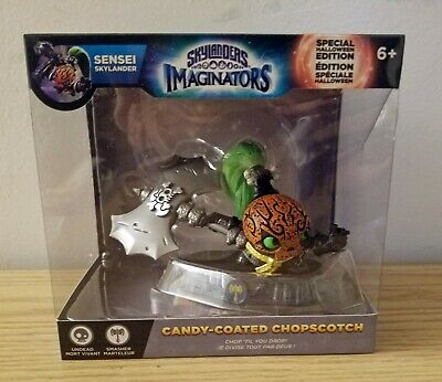 Skylanders Imaginators Chopskotch - Candy Coated Halloween Edition - NEW IN BOX](Halloween Skylanders)