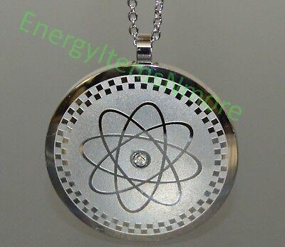 "Power Energy Pendant Scalar Quantum Necklace Emf Protection Bio Science ""4 in 1"" for sale  Oneida"