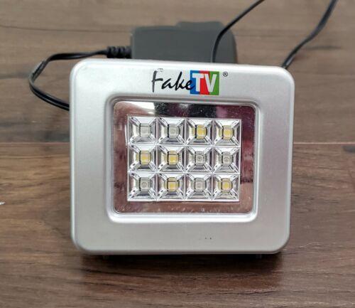FakeTV FTV-11 Extra Bright Burglar Deterrent Television Simulator - Used