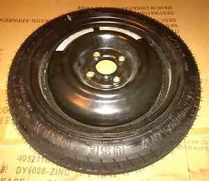 OEM Goodyear Honda Civic SPARE Tire T115/70D14 Kitchener / Waterloo Kitchener Area image 1