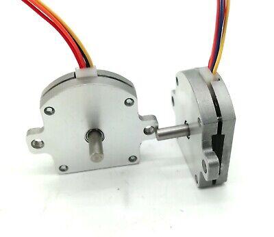 Nema11 Ultraflat Stepper Motor 0.3a For Smd Feeder 10mm Long Motor Shaft