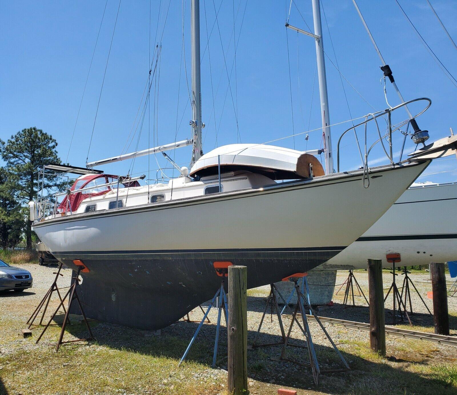 1978 Bristol 32' Sailboat - Maryland