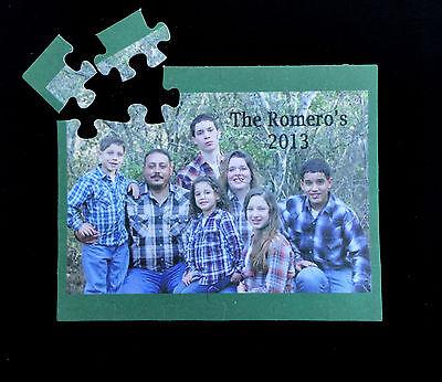 Personalized Photo Puzzle (*Personalized* PHOTO PUZZLE - Custom Puzzle 7 1/2