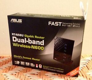 ASUS Dual-band Wireless Router RT-N56U