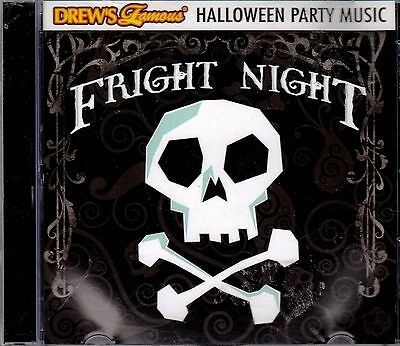 Drew's Famous FRIGHT NIGHT HALLOWEEN PARTY MUSIC & BONE CHILLING SOUND EFFECTS! ()