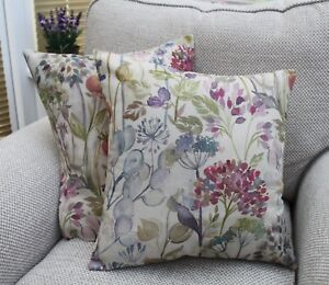 VOYAGE HEDGEROW LINEN CUSHION COVER 16 X 16