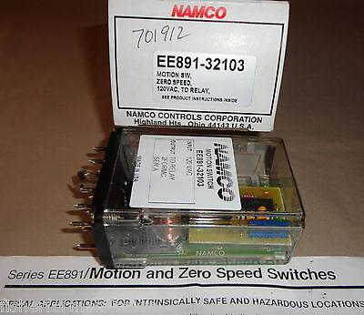 Namco Ee891-32103 Motion Switch Ee89132103 Zero Speed New