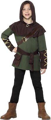 Robin Hood Jungen Kinderkostüm Karneval Jäger - Robin Kostüm Kinder