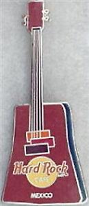 Hard-Rock-Cafe-MEXICO-1999-BB-KING-Plum-Box-GUITAR-PIN