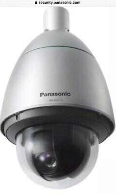 Panasonic Ipro Extreme Wv-x6531n 40x Hd Ptz Camera Color Night Vision H265