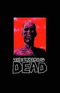 THE WALKING DEAD:OMNIBUS VOLUME 1 - OVERSIZED HARDCOVER GRAPHIC NOVEL (ZOMBIES)