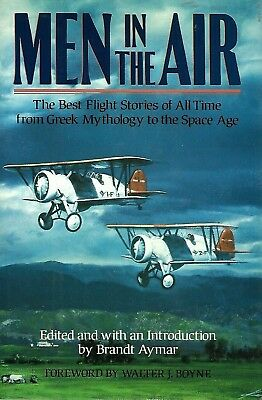 Men in the Air : The Best Flight Stories of All Time by Brandt