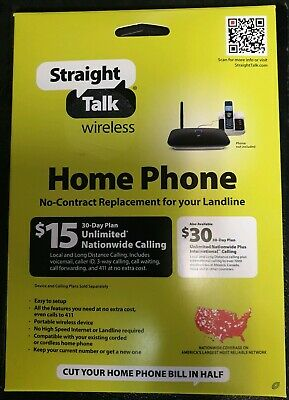Straight Talk Huawei H226C   Wireless Home Phone NEW IN THE BOX