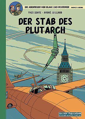 Abenteuer von Blake & Mortimer 20 Luxusausgabe limitiert sign. mit Druck