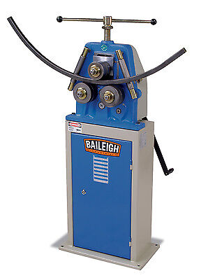 New Baileigh Model R-m10 Bender