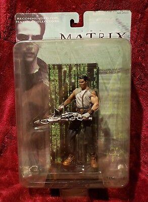 The Matrix The Film TANK Warner Brothers N2Toys NIB